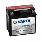 Akumuliatorius VARTA 12V 4Ah 80A AGM YTX5L-BS