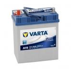 Akumuliatorius VARTA A15 40Ah 330A