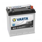 Akumuliatorius VARTA B23 45Ah 300A