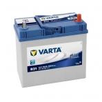 Akumuliatorius VARTA B31 45Ah 330A