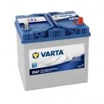 Akumuliatorius VARTA D47 60Ah 540A
