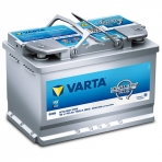 Akumuliatorius VARTA E39 70Ah 760A Start-Stop Plus AGM
