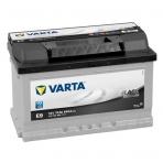 Akumuliatorius VARTA E9 70Ah 640A
