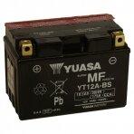 Akumuliatorius YUASA 12V 10Ah 175A YT12A-BS