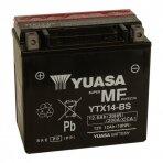 Akumuliatorius YUASA 12V 12Ah 200A YTX14-BS