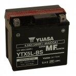 Akumuliatorius YUASA 12V 4Ah 80A YTX5L-BS
