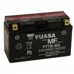 Akumuliatorius YUASA 12V 6.5Ah 110A YT7B-BS