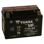 Akumuliatorius YUASA 12V 8Ah 135A YTX9-BS