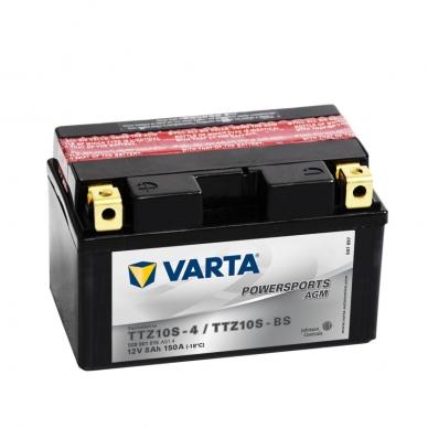 Akumuliatorius VARTA 12V 8Ah 150A AGM TTZ10S-BS