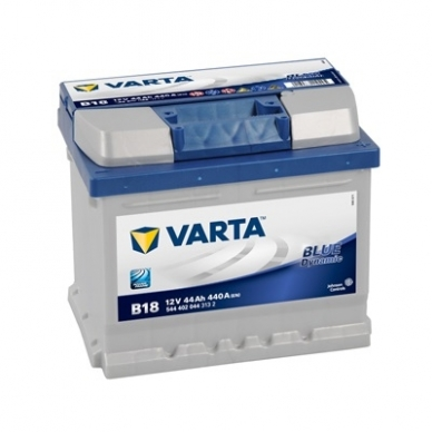 Akumuliatorius VARTA B18 44Ah 440A
