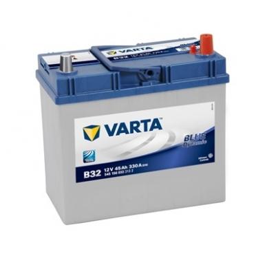 Akumuliatorius VARTA B32 45Ah 330A