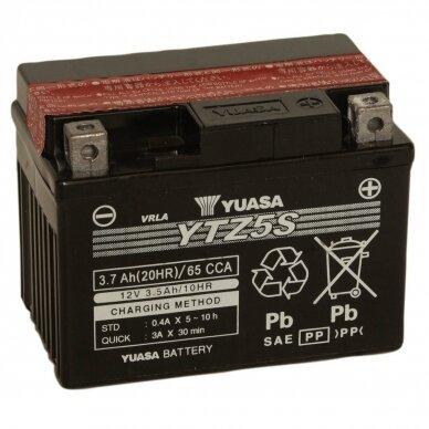 Akumuliatorius YUASA 12V 3.5Ah 65A YTZ5S