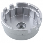 Alyvos filtro raktas 64.5mm 14 kampų