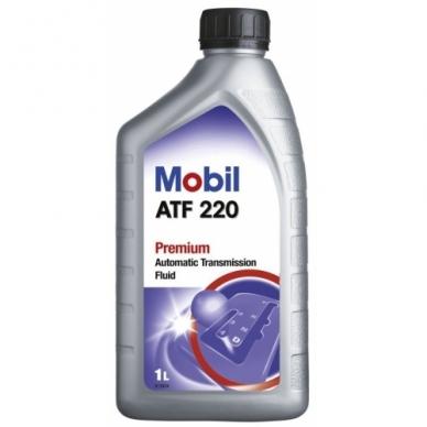 Alyva automatinėms pavarų dėžėms Mobil ATF 220