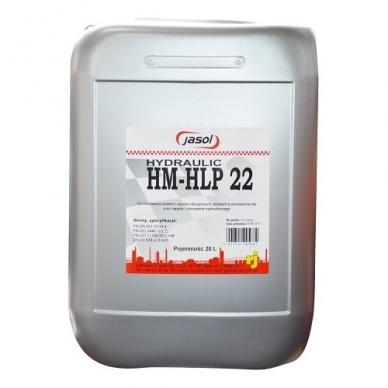 Alyva hidraulinė JASOL HYDRAULIC HM/HLP22 20L