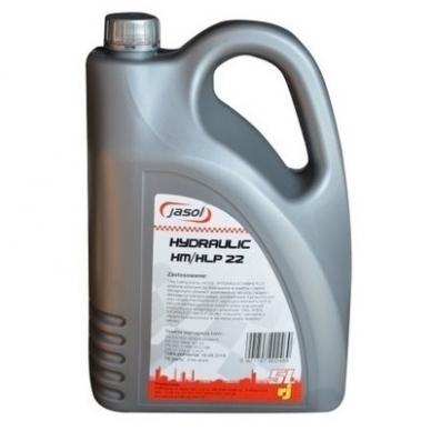 Alyva hidraulinė JASOL HYDRAULIC HM/HLP22 5L
