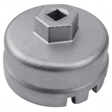 Alyvos filtro raktas 64.5mm 14 kampų TOYOTA 2