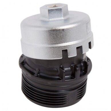 Alyvos filtro raktas 64.5mm 14 kampų TOYOTA 6