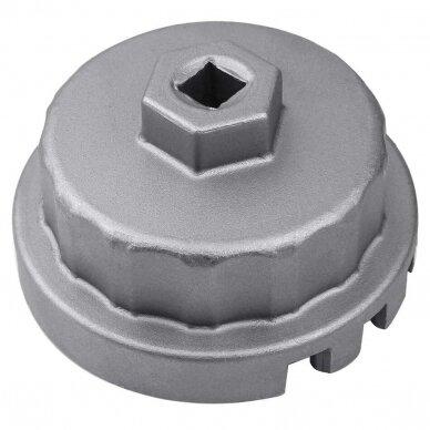 Alyvos filtro raktas 64.5mm 14 kampų TOYOTA LEXUS 2