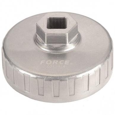 Alyvos filtro raktas 64mm 14 kampų