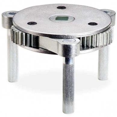 Alyvos filtro raktas trikojis 95-165mm
