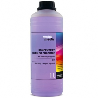 Antifrizas G13 violetinis 1L