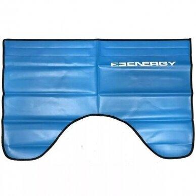 Automobilio sparnų apsauga magnetinė 1000x630mm