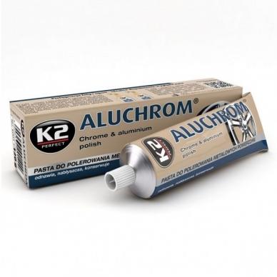 Chromo aliuminio poliravimo pasta