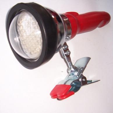 Darbo lempa akumuliatorinė 48 LED
