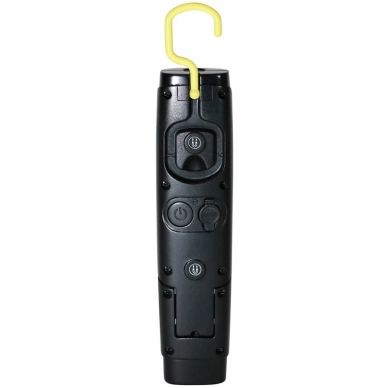 Darbo lempa akumuliatorinė 6x1.2W+1W SMD LED 2