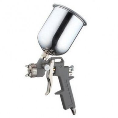 Dažymo pistoletas pulverizatorius 2.5mm HP