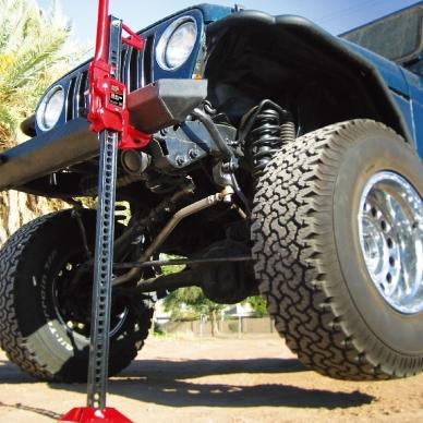 "Domkratas mechaninis 48"" 130-1060mm 3"