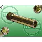 Galvutė speciali 2-kampė 10x12mm