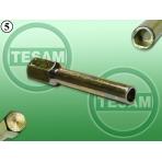 Galvutė speciali 3-kampė 6.5mm