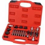 Generatorių remonto įrankių rinkinys 18 dalių