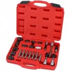 Generatorių remonto įrankių rinkinys 23 dalių