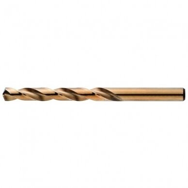 Grąžtas metalui HSS COBALT 6.0mm DIN338