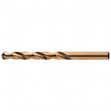 Grąžtas metalui HSS COBALT 6.5mm DIN338