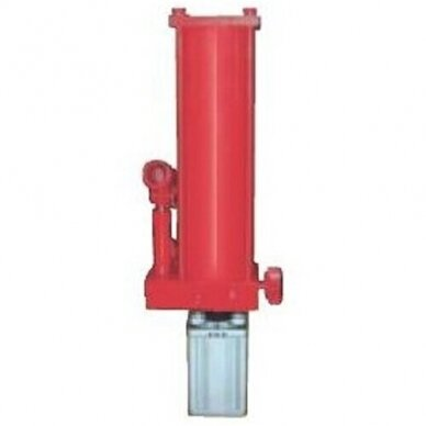 Hidraulinė pneumatinė rankinė pompa 20T