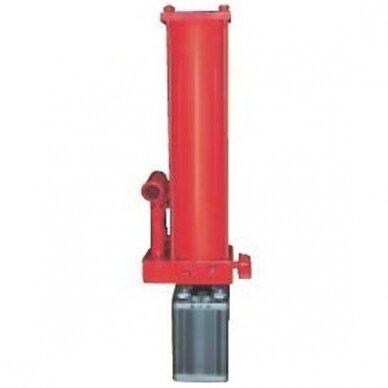 Hidraulinė pneumatinė rankinė pompa 30T