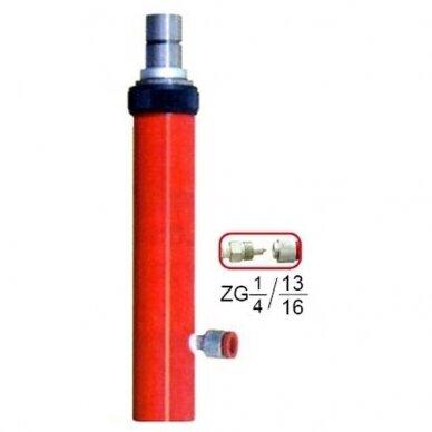 Hidraulinis stūmimo cilindras 10T 135mm