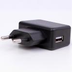 Įkroviklis USB 5V 1A 220V EU