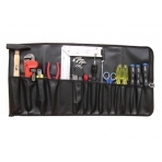 Įrankių dėklas 15 kišenių