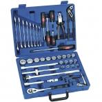 Įvairių įrankių rinkinys 45 dalių