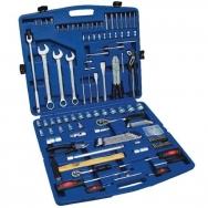 Įvairių įrankių rinkinys 148 dalių