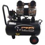 Kompresorius betepalinis 1.2kW 24L 210L/min