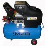 Kompresorius stūmoklinis 1.5kW 25L 200L/min