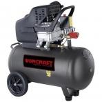 Kompresorius stūmoklinis 1.5kW 50L 206L/min