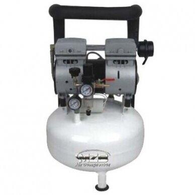 Kompresorius betepalinis 0.55kW 15L 110L/min