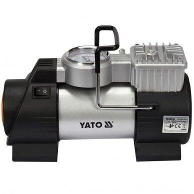 Kompresorius oro mini automobilinis padangų 12V 180W 40L/min 2